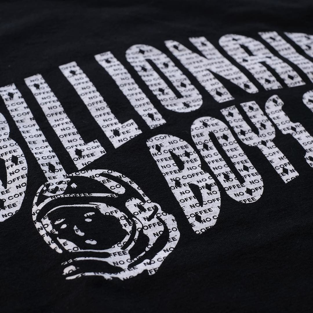 BILLIONARE BOYS CLUB × NO COFFEE