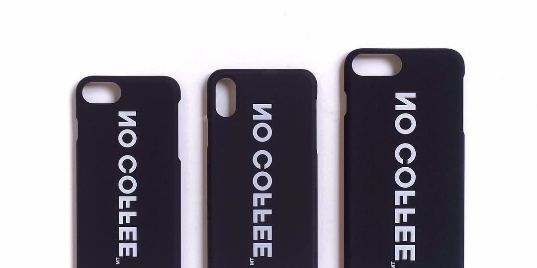 HARE×NO COFFEE iPhoneケース
