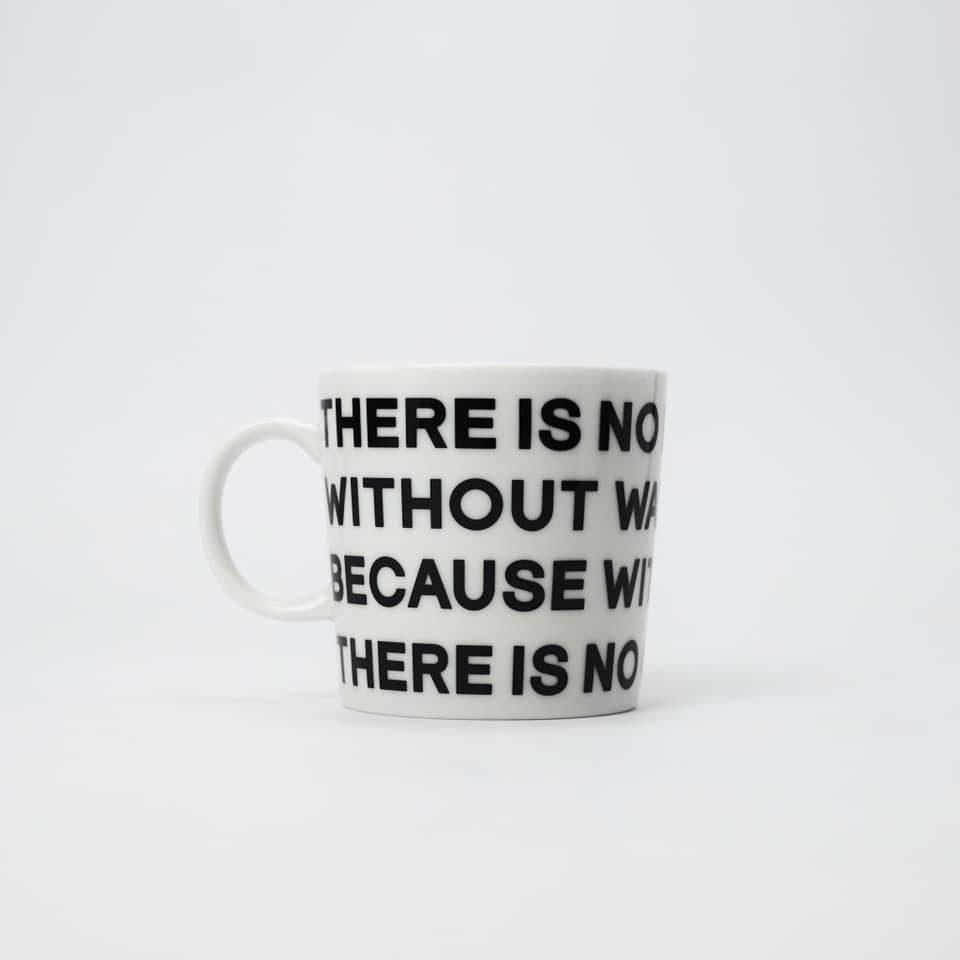 NO WATER マグカップ