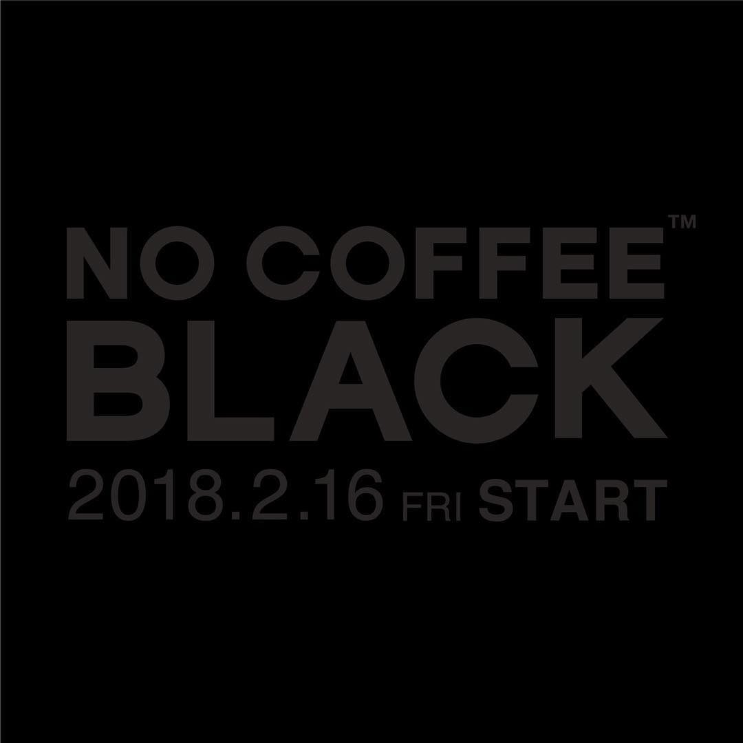 NO COFFEE BLACK