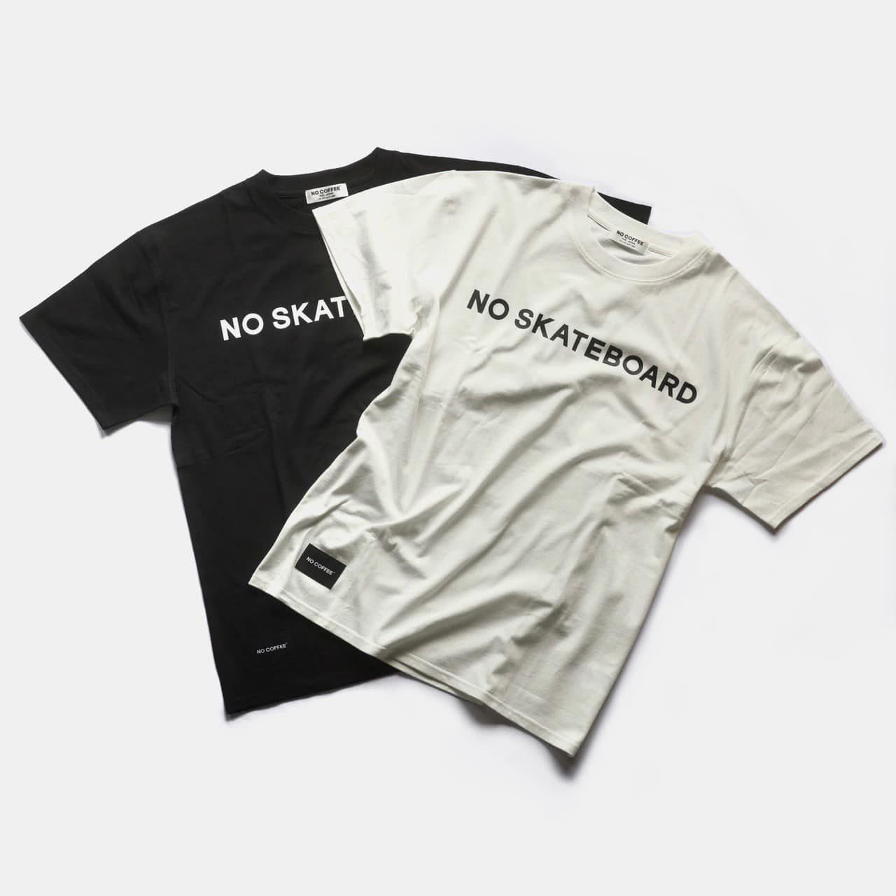 """MORTAR TOKYO × NO COFFEE """"NO SKATEBOARD"""""""