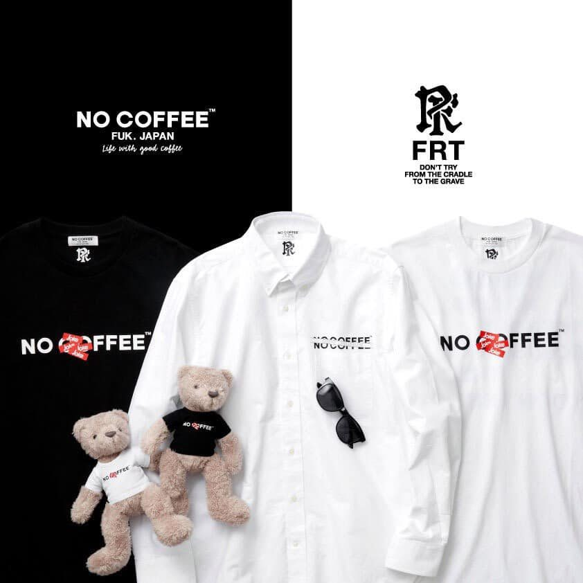 FRT-NO COFFEE/Collaboration collection