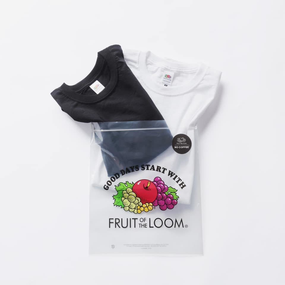 NO COFFEE × FRUIT OF THE LOOM