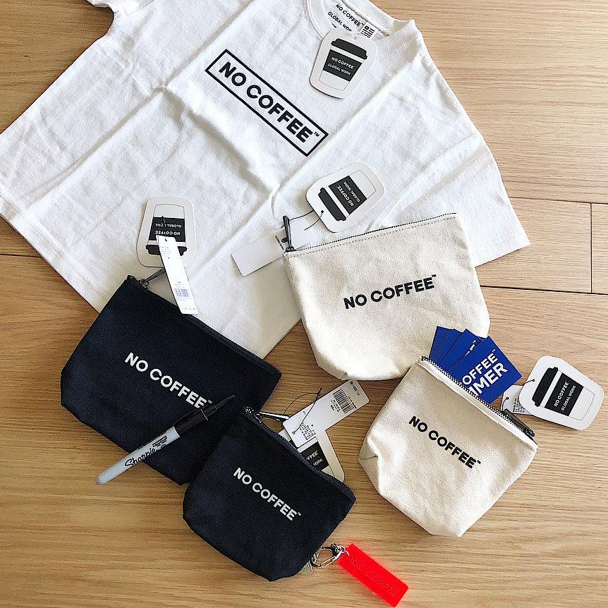 NO COFFEE × GLOBAL WORK