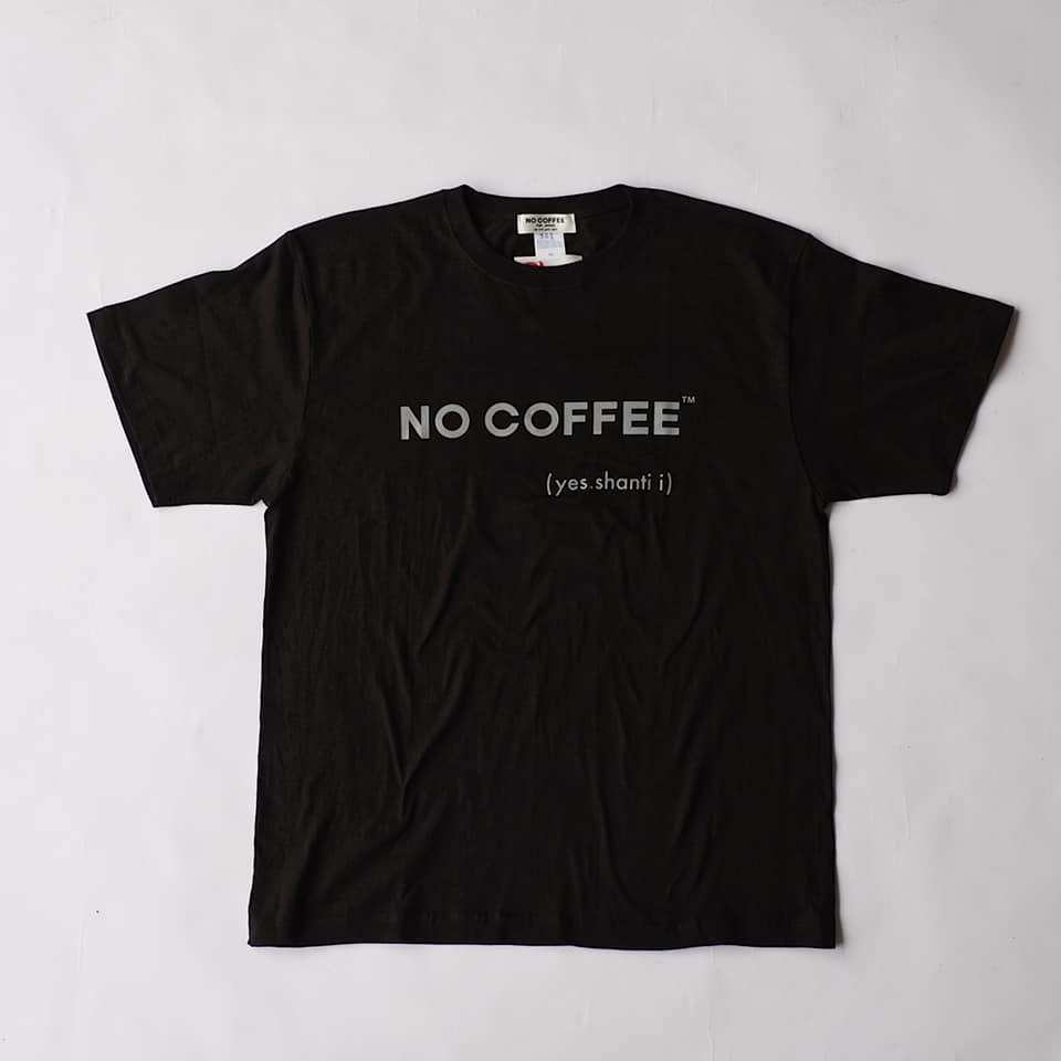 NO COFFEE × SHANTi i